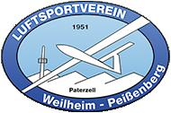 Offizielle Website des Luftsportverein Weilheim-Peißenberg e.V.
