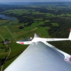 Anflug Paterzell