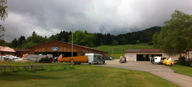 IG Scheibe-Flugzeuge e.V. zu Gast in Paterzell