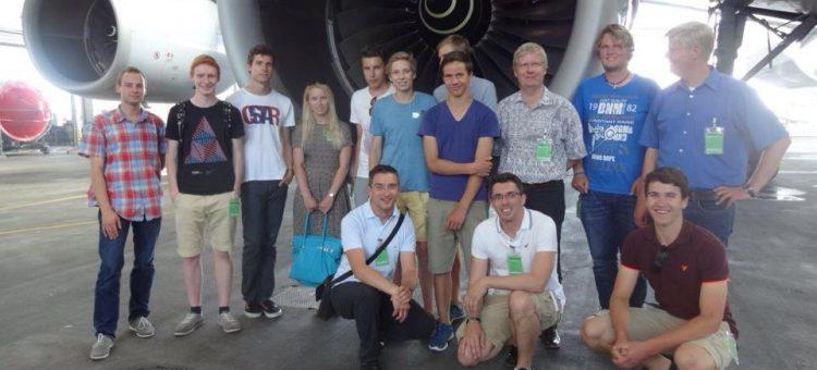 Besuch unserer Jugendgruppe bei der Deutschen Flugsicherung (DFS)