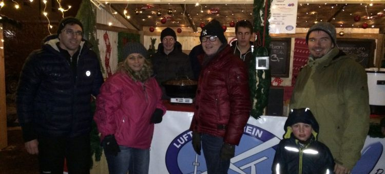 Weihnachtsmarkt Peißenberg
