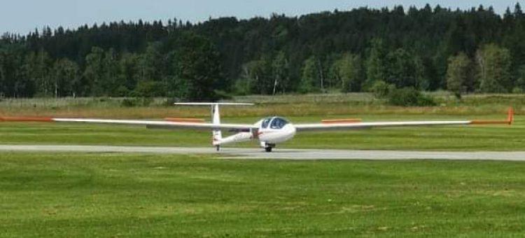Probefliegen der ASG 32